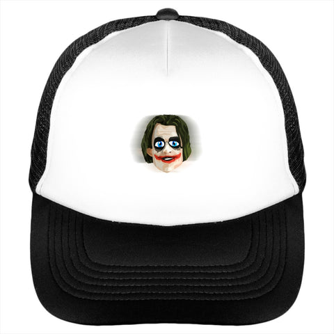 Comic Book Emoji Villain Scary Movie Hat - lkrseller, Hat ,
