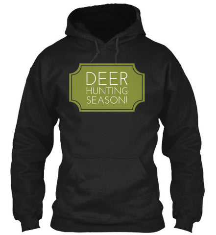 Deer Hunting Season Buck Hunt T-Shirt - lkrseller, Hoodies ,