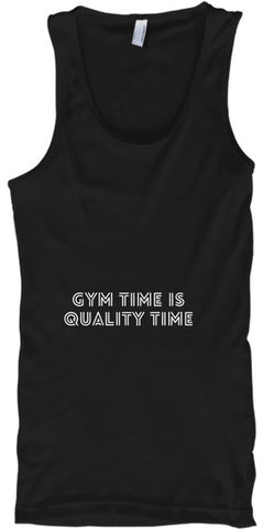 Gym Time Is Quality Time - lkrseller, Tank Tops ,