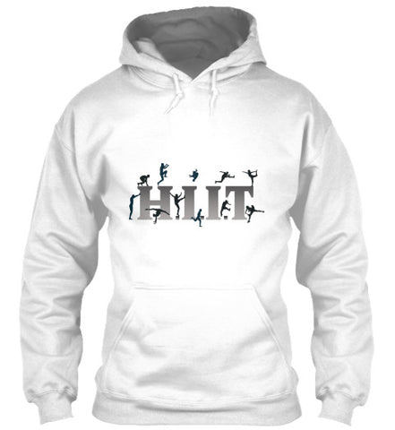 HIIT High Intensity Interval Training - lkrseller, Hoodies ,