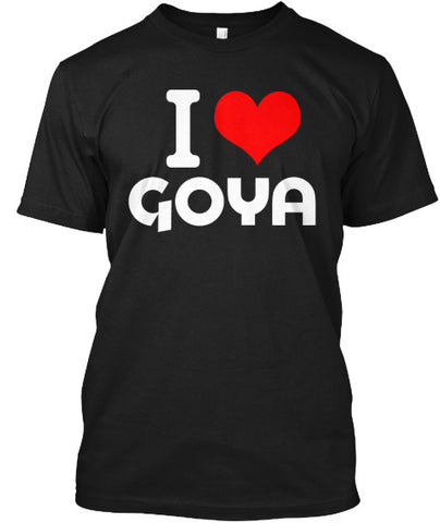 I Love Heart Goya Spanish Food T-Shirt - lkrseller shirts Men's Shirts, t-shirts, hoodies, tank tops, custom
