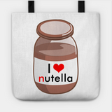 I Love Heart Nutella Hazelnut Sweets Tote Bag - lkrseller shirts Tote Bag, t-shirts, hoodies, tank tops, custom