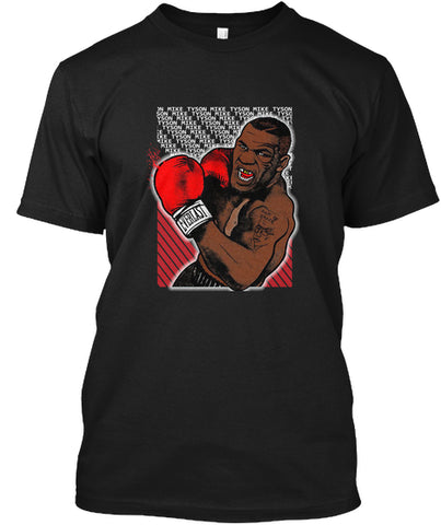 Iron Mike Punch Out Video Game Boxing T-Shirt - lkrseller shirts Men's Shirts, t-shirts, hoodies, tank tops, custom