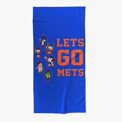 Let's Go Baseball New York Emoji Towel - lkrseller shirts Towel, t-shirts, hoodies, tank tops, custom