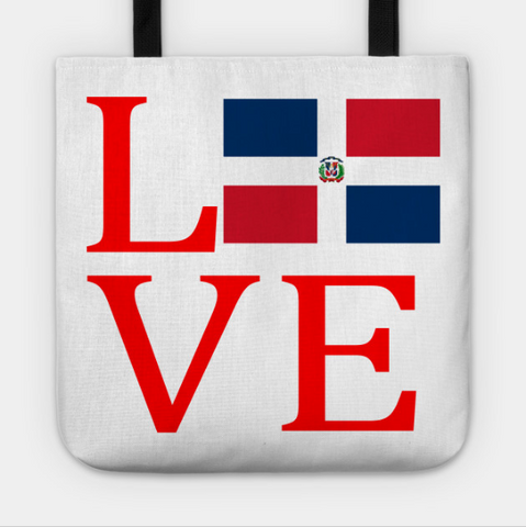 Love Dominican DR Flag Heart Tote Bag - lkrseller shirts Tote Bag, t-shirts, hoodies, tank tops, custom