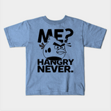 Me Hangry Never Bird Funny Foodie Kids Youth T-Shirt - lkrseller shirts Kids T-Shirt, t-shirts, hoodies, tank tops, custom