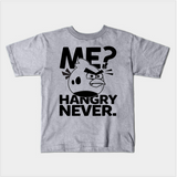 Me Hangry Never Bird Funny Foodie Kids Toddler T-Shirt (Ages 1-3) - lkrseller shirts Kids T-Shirt, t-shirts, hoodies, tank tops, custom