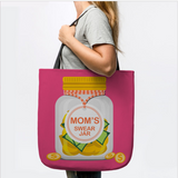 Mom's Swear Jar Funny Curse Tote Bag - lkrseller shirts Tote Bag, t-shirts, hoodies, tank tops, custom