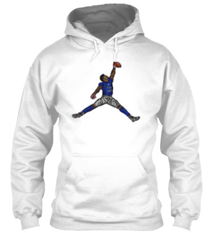 OBJ Football NY Wide Receiver Big Blue - lkrseller, Hoodies ,