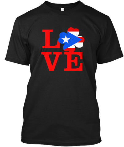 Puerto Rican and Irish St Pattys Day PR T-Shirt - lkrseller, Shirt / Hoodie ,