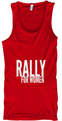 Rally For Women Awareness Rights - lkrseller, Tank Tops ,