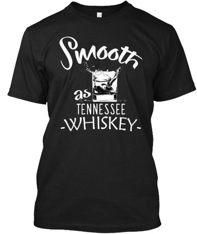 Smooth As Tennessee Whiskey T-Shirt - lkrseller, Men's Shirts ,