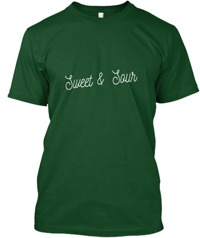 Sweet and Sour Food Candy Lover - lkrseller, Men's Shirts ,