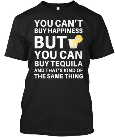 Tequila Happiness Drinking T-Shirt - lkrseller shirts Men's Shirts, t-shirts, hoodies, tank tops, custom