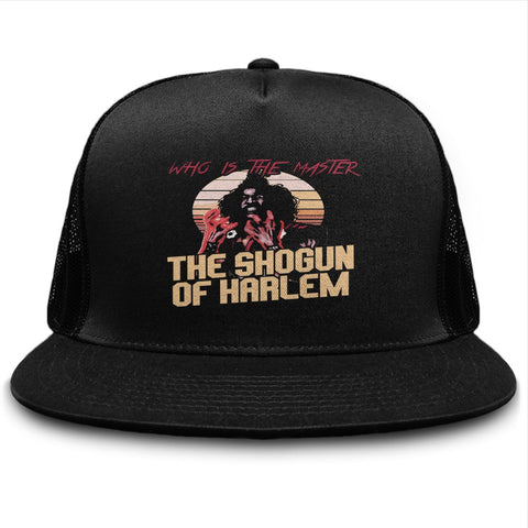 The Shogun Of Harlem Who's The Master Leroy Hat - lkrseller shirts Hat, t-shirts, hoodies, tank tops, custom