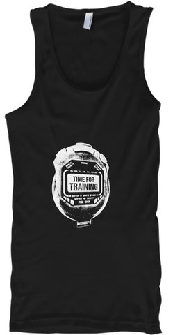 Time For Training Workout Fitness - lkrseller, Tank Tops ,