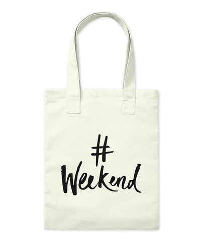 Weekend Fun Party Hanging Out Tote Bag - lkrseller, Tote Bag ,