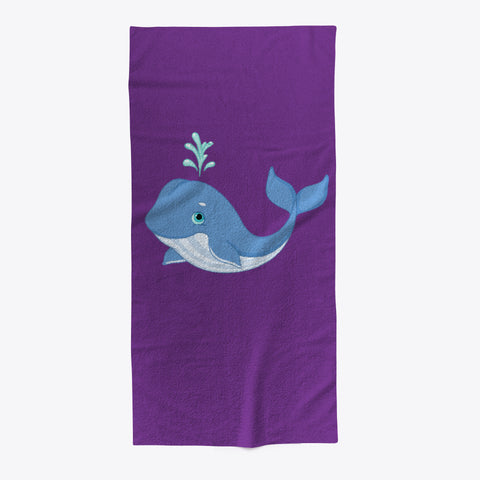 Whale Fish Blow Hole Water Beach Towel - lkrseller shirts Towel, t-shirts, hoodies, tank tops, custom