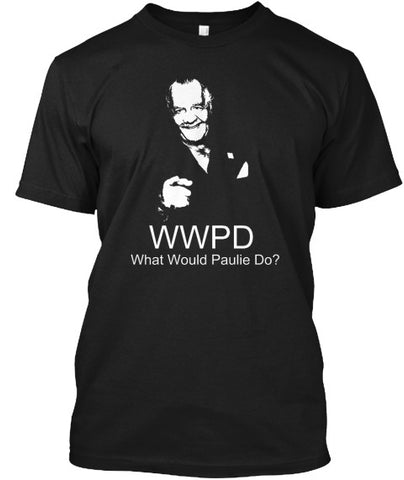 What Would Paulie Do WWPD Funny Tee - lkrseller, Men's Shirts ,