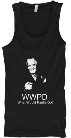 What Would Paulie Do WWPD Funny - lkrseller shirts Tank Tops, t-shirts, hoodies, tank tops, custom