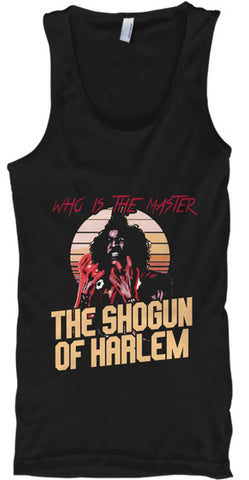 Who's the Master Shogun Last - lkrseller shirts Tank Tops, t-shirts, hoodies, tank tops, custom