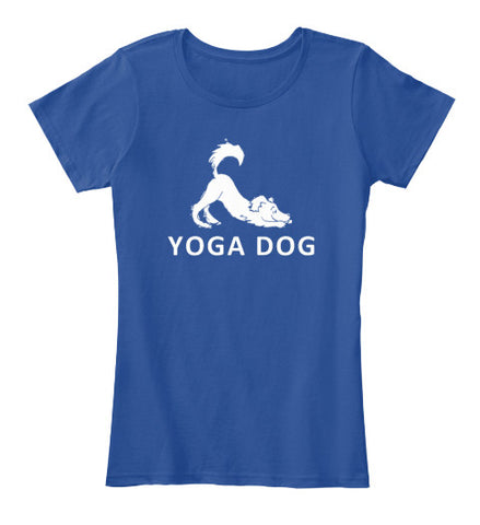 Yoga Dog Stretch Downward Dog T-Shirt - lkrseller shirts Women's Shirts, t-shirts, hoodies, tank tops, custom