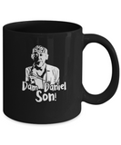 Dam Daniel Son! Funny Karate Coffee Mug - lkrseller, Mugs ,