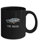 Time Machine Delorean Classic Car Movie Drinking Coffee Mug - lkrseller, Coffee Mug ,