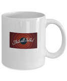 Classics Cartoons That's All Folks! Drinking Coffee Mug - lkrseller, Coffee Mug ,