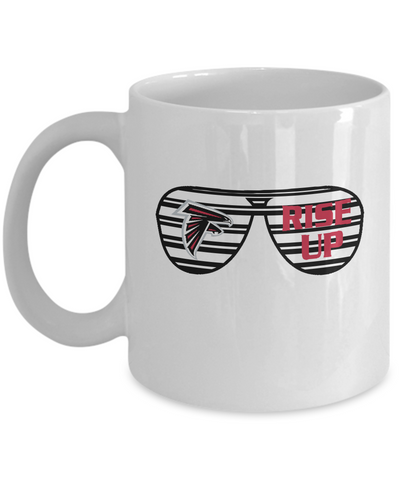 Atlanta Rise Up Coffee Mug Sports - lkrseller, Mugs ,
