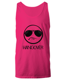 Hangover Funny Party Emoji With Shades Tank Top - lkrseller shirts Tank Tops, t-shirts, hoodies, tank tops, custom
