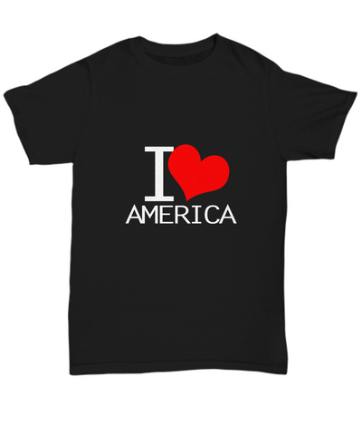 I Love Heart America USA United States T-Shirts - lkrseller, Shirt / Hoodie ,