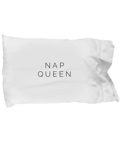 Nap Queen Funny Lazy Sunday Drinking Bedding Pillow Case - lkrseller shirts Pillow Case, t-shirts, hoodies, tank tops, custom