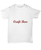 Craft Beer Lover Fan Home Brewing T-Shirt - lkrseller, Men's Shirts ,