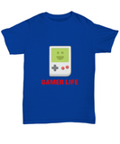 Gamer Life Handheld Game Boy Device Classic Vintage Retro T-Shirt - lkrseller shirts Shirt / Hoodie, t-shirts, hoodies, tank tops, custom