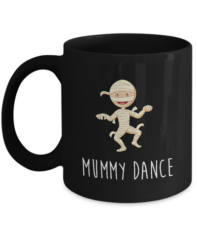 Mummy Dance Emoji Funny Coffee Mug - lkrseller, Mugs ,