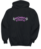 Mommy Strong Mom Lifting Heavy Weights Sweater Hoodie - lkrseller, Shirt / Hoodie ,