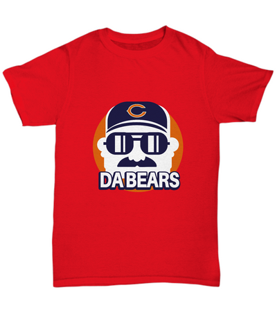 Da Bears Coach Mike Ditka Shades Football T-Shirt - lkrseller, Shirt / Hoodie ,