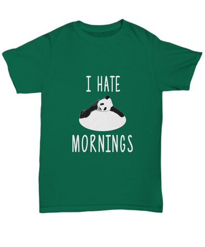 I Hate Mornings Panda Glacier Ice Funny T-Shirt - lkrseller shirts Shirt / Hoodie, t-shirts, hoodies, tank tops, custom