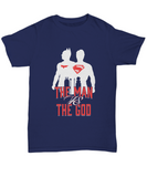 The Man Vs The God Superman And Batman T-Shirt - lkrseller shirts Men's T-Shirts, t-shirts, hoodies, tank tops, custom