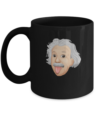 Albert Einstein Scientist Theoretical physicist Coffee Mug - lkrseller, Mugs ,