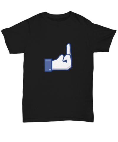 Social Media Like Button Finger T-Shirt - lkrseller, Shirt / Hoodie ,