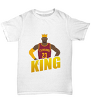 King James LBJ Cleveland Basketball T-Shirt - lkrseller shirts Shirt / Hoodie, t-shirts, hoodies, tank tops, custom