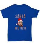 Santa The Best DJ Khaled Santa Clause Hip Hop T-Shirt - lkrseller, Shirt / Hoodie ,