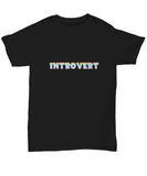 Introvert Psychology Personality T-Shirt - lkrseller, Shirt / Hoodie ,