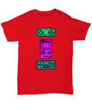 Classic Vintage Video Games Controllers For Gamers T-Shirt - lkrseller, Shirt / Hoodie ,