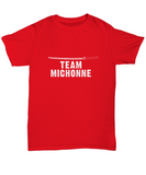 Team Michonne Sword TWD Walkers T-Shirt - lkrseller shirts Shirt / Hoodie, t-shirts, hoodies, tank tops, custom