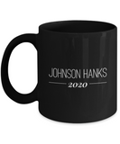 Johnson Hanks 2020 President Race Rock Coffee Mug - lkrseller, Coffee Mug ,