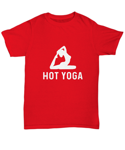 Hot Yoga Pose Stretch Bend Workout Fitness T-Shirt - lkrseller, Shirt / Hoodie ,