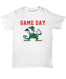Game Day Fighting Irish College Football Drinking Coffee Tee - lkrseller, Shirt / Hoodie ,